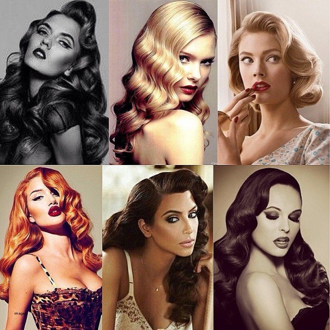 learn why pin up hairstyles for long hair are so popular