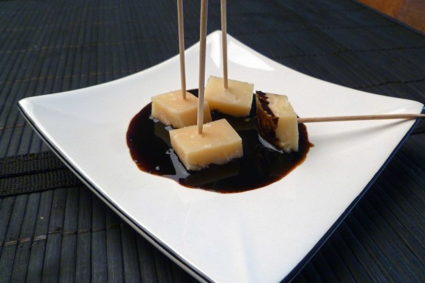 Parmesan and Reduced Balsamic