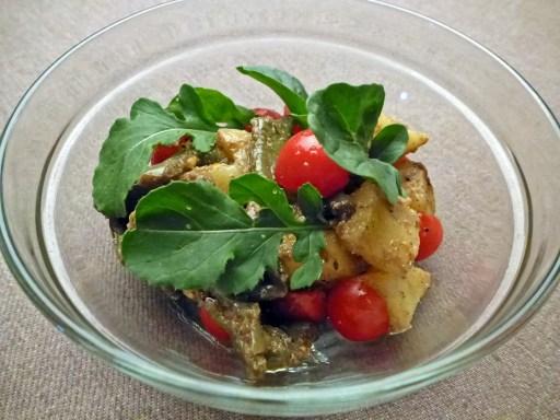 Tomato Potato Salad