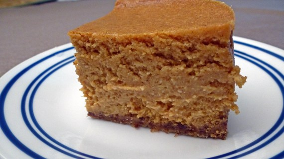 Pumpkin Cheese Cake 03