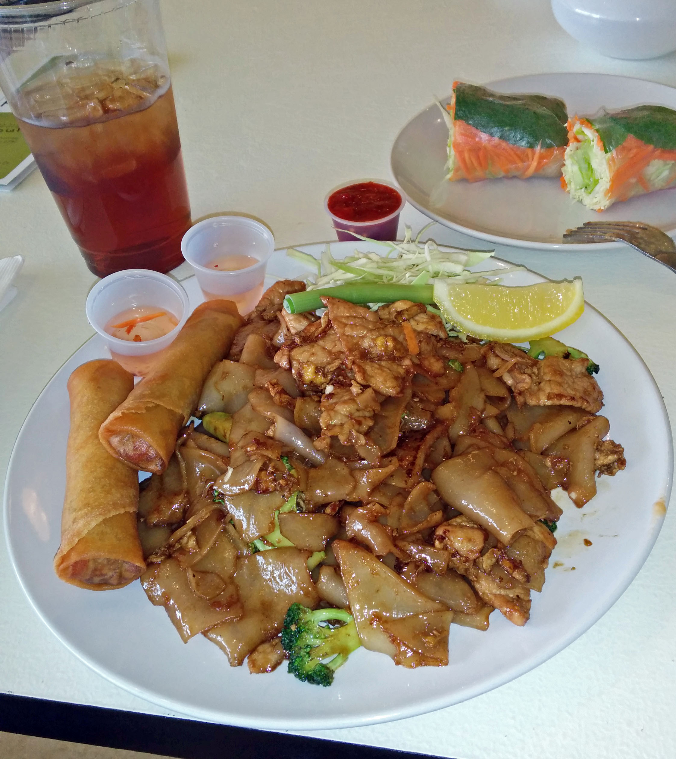 Pad Thai Kitchen Portland Or: Centex Cooks
