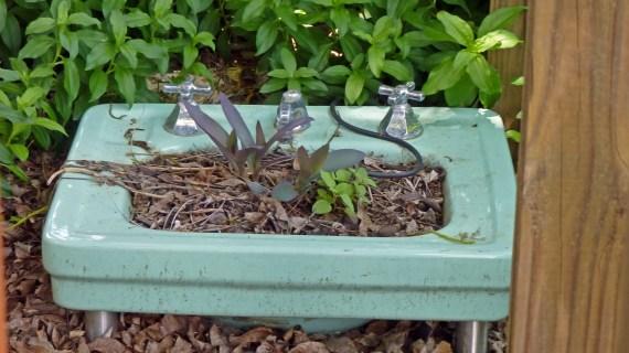 Re-purpose planter