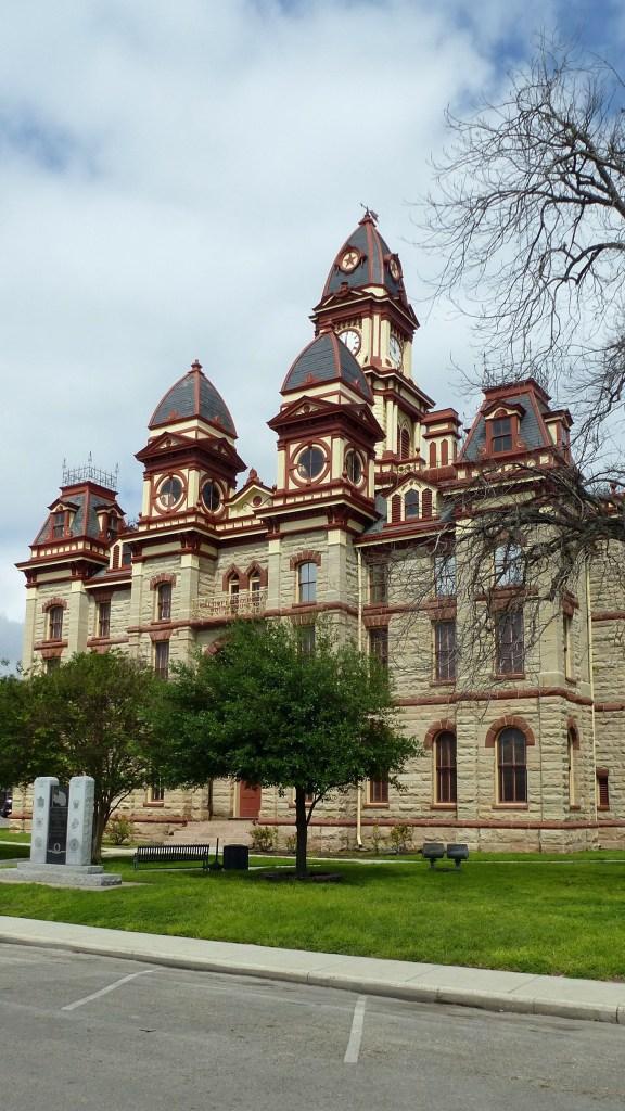 Lockhart Courthouse