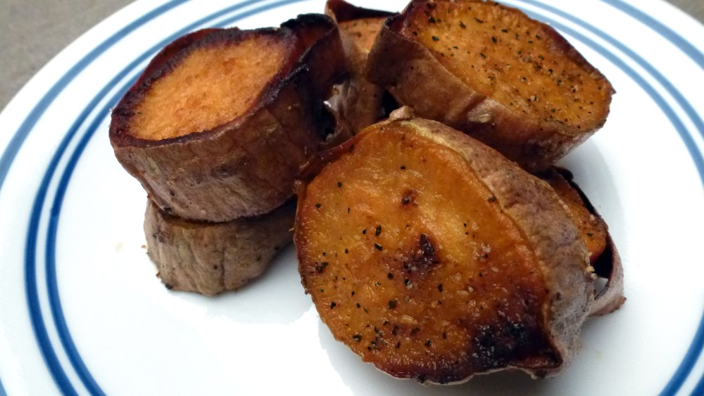 Simply Sweet Potatoes