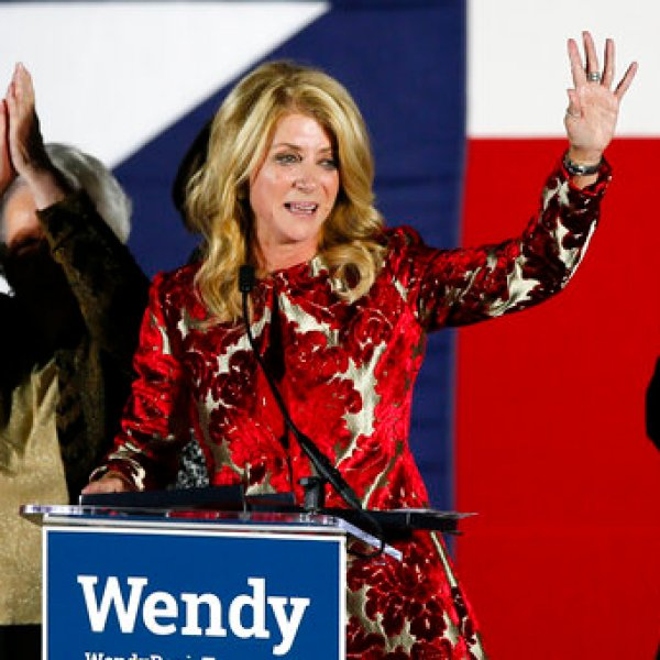 Wendy Davis, Election
