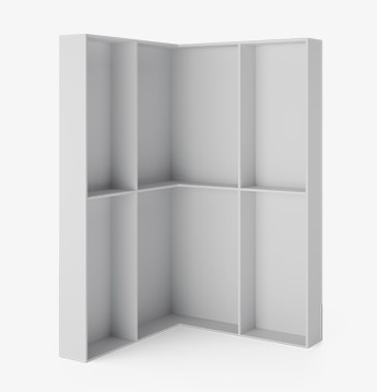 bibliotheque sur mesure le meuble de