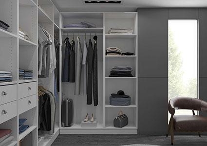 Dressing Room Sur Mesure En Angle Ou En Ligne Devis