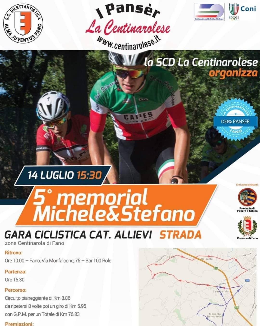 5° Memorial Michele & Stefano 2019