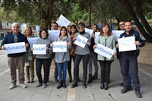 Unicef Reconeix Manacor Com A Ciutat Amiga De La Infància