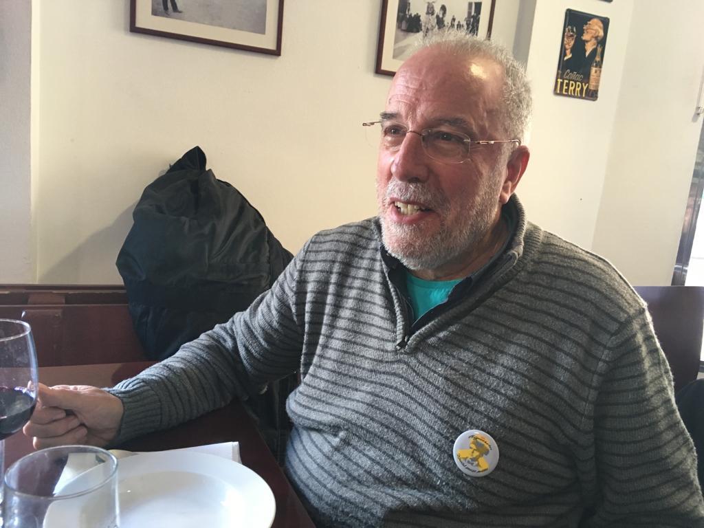 """Llorenç Soldevila: """"El País L'ha Conformat La Gent Que Ha Escrit En La Nostra Llengua"""""""