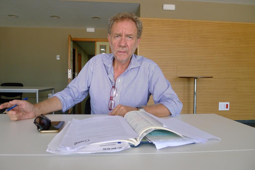 """Mateu Puigrós: """"La Tramitació Administrativa Ha Estat Molt Més Feixuga Del Que Ens Pensàvem"""""""