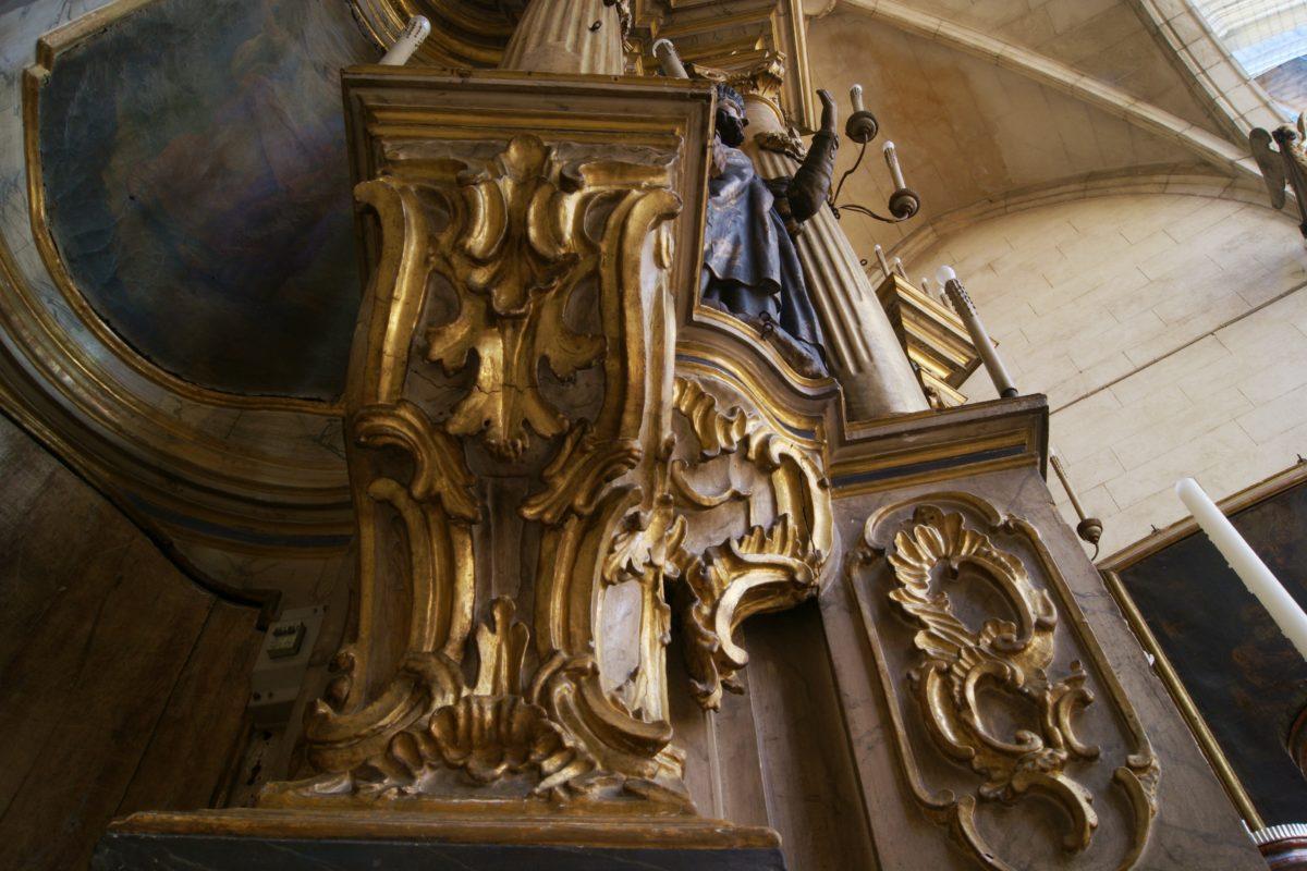 El Retaule Rococó De Sant Antoni