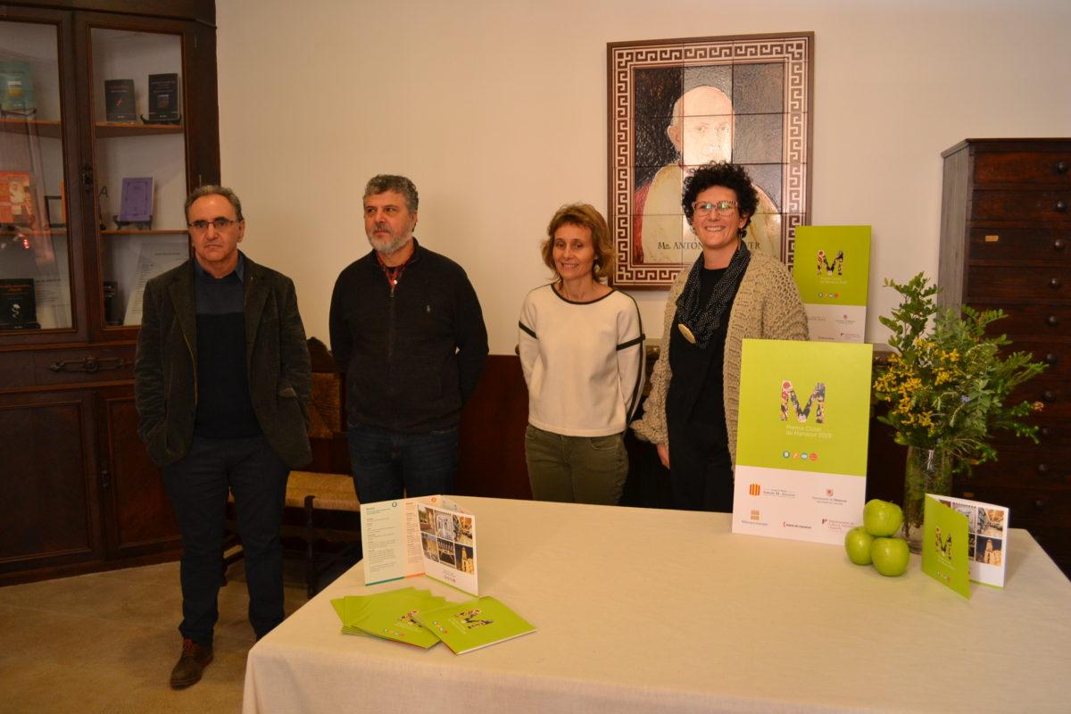 Es Convoquen Els Premis Ciutat De Manacor 2019 En Les Categories Literàries De Novel·la, Poesia, Assaig I Teatre