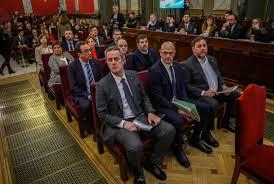 El Judici Del Primer D'Octubre, Vist Des De Manacor