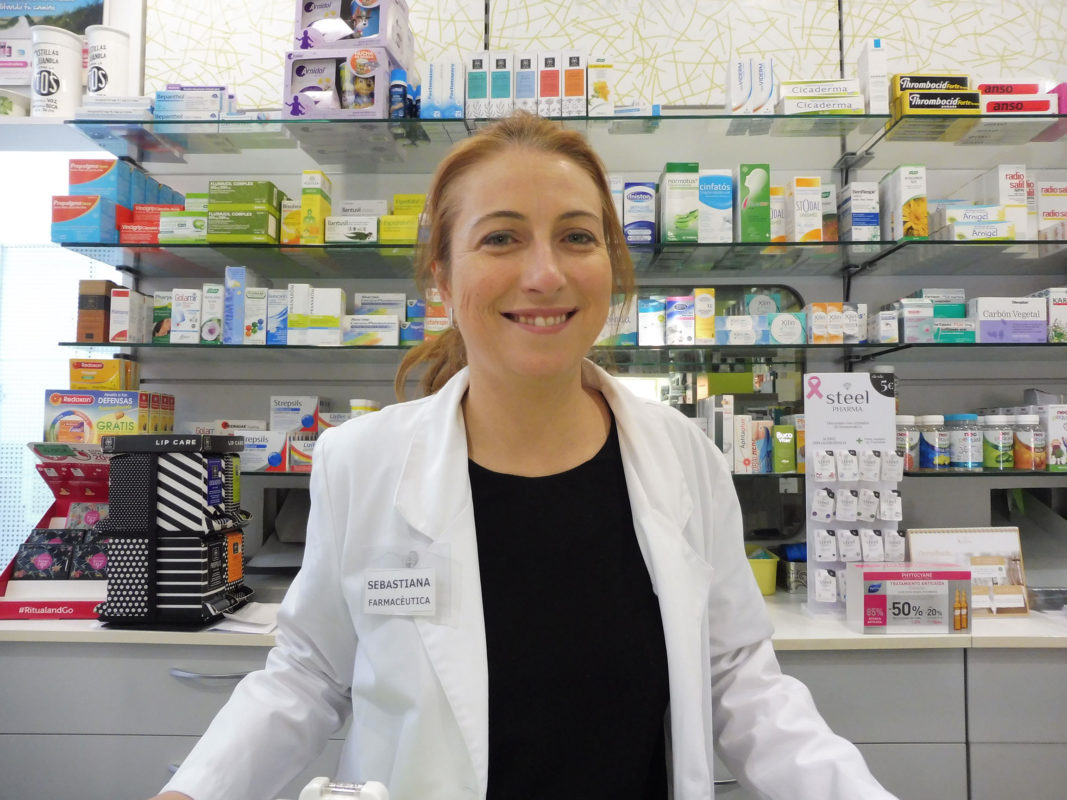 """Sebastiana M.Sureda: """"Tot I Que Els Antihistamínics Són D'indicació Farmacèutica, S'ha De Controlar L'efecte Sobre Cada Persona"""""""
