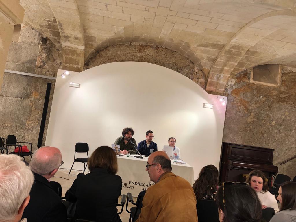 Presentada La Versió Il·lustrada D'El Pi De Formentor, Amb La Participació Destacada Del Manacorí Toni Galmés