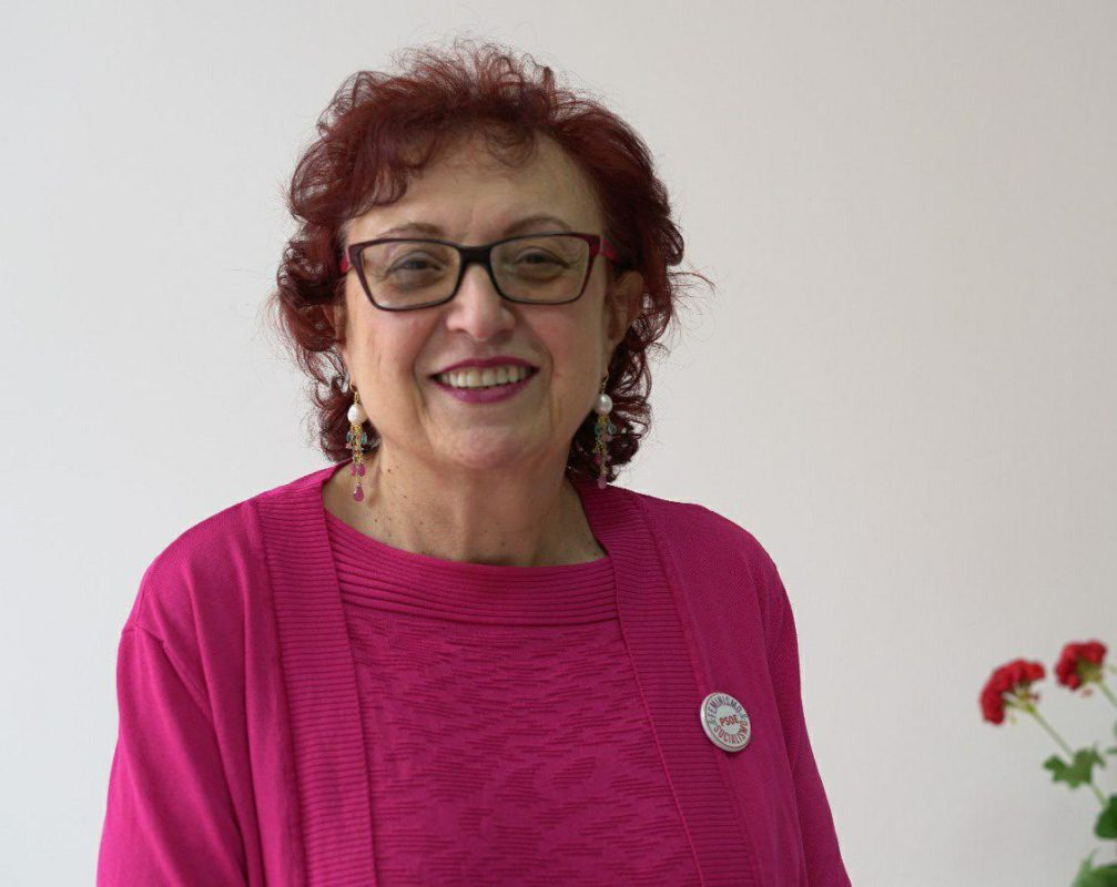 """""""Ningú Pot Discutir Que El Govern Del PSOEha Incorporat El Feminisme Com Una Prioritat En L'agenda Política"""""""