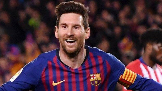 Messi, S'Illoter