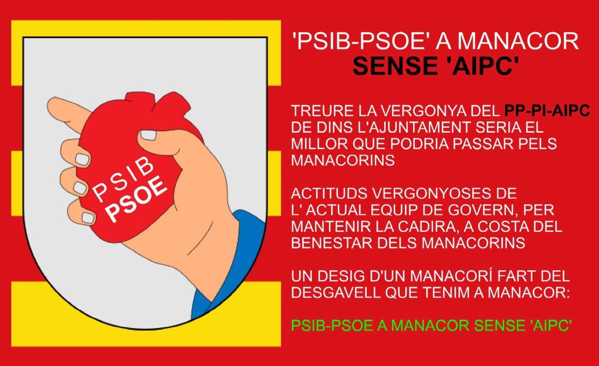 PSOE Sense AIPC?