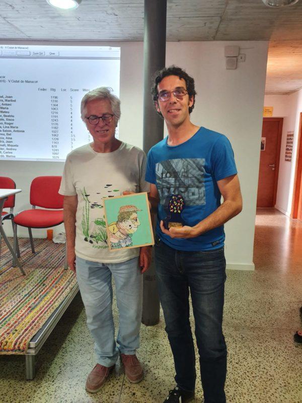Joan Pascual Es Proclama Per Segona Vegada Campió Del Campionat De Scrabble Ciutat De Manacor