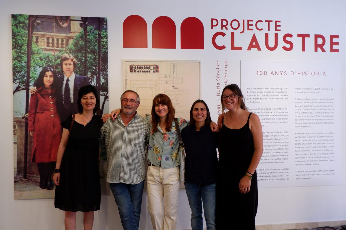 """""""Projecte Claustre"""" Inaugura Una Nova Sala Municipal D'exposicions I Activitats Culturals"""