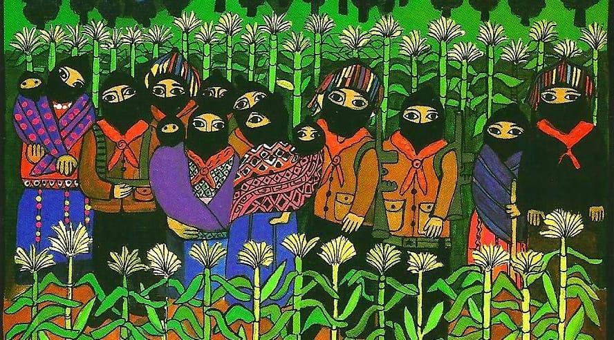 Un Documental Sobre La Importància Del Feminisme En El Moviment Revolucionari Zapatista, Aquest Divendres A L'Ateneu Lo Tort