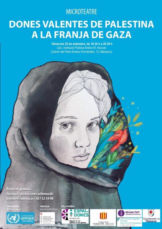 """""""Les Dones Palestines Troben Més Dificultats Per Accedir Als Serveis Bàsics"""""""