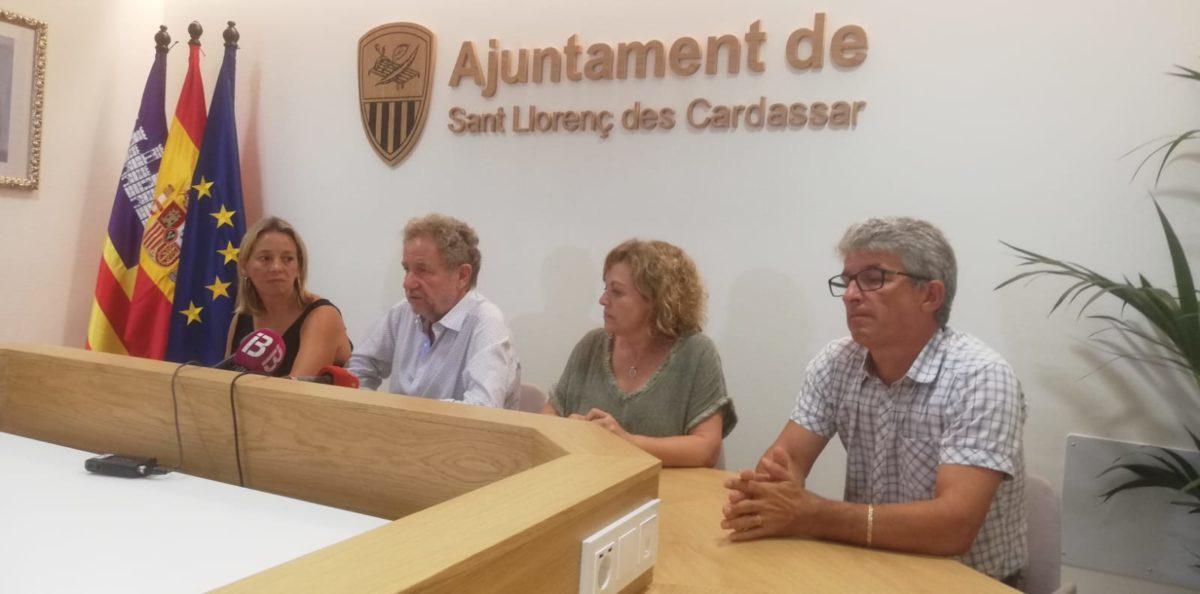 L'Ajuntament De Sant Llorenç Es Queixa De La Demora  En L'arribada Dels Ajuts Del Govern Espanyol