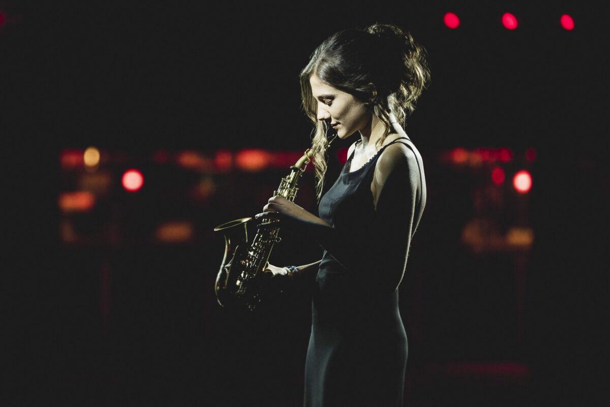 """""""Diria Que He Nascut Amb La Música Jazz Com Una De Les Meves Referències"""""""