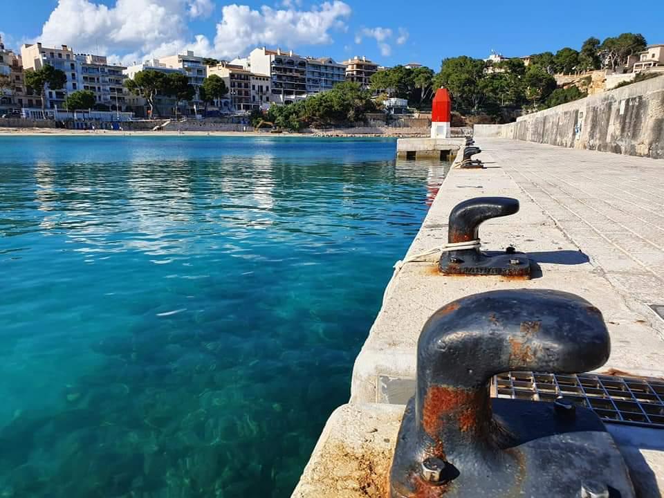 L'aigua Del Port, Un Mirall Que Es Deixa Veure Les Entranyes