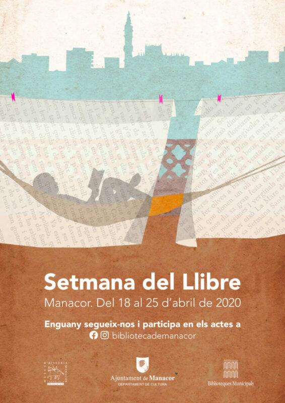L'Ajuntament Dóna El Sus A La Setmana Del Llibre Amb Diversos Actes En Línia