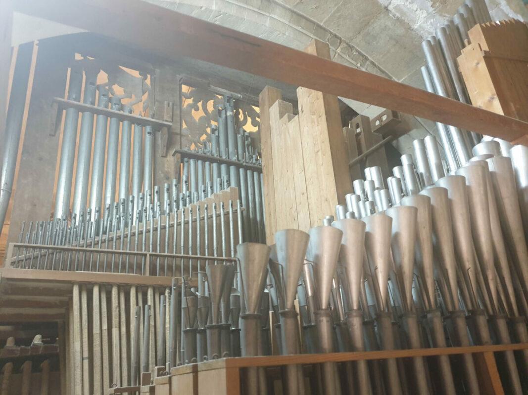 L'orgue Del Convent De Sant Vicenç Ferrer: Segona Etapa De Restauració