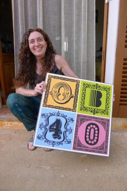Lina Riera, Campiona De La Sisena ManaCup Del Club Scrabble Manacor