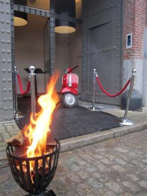 Entree USG Antwerpen