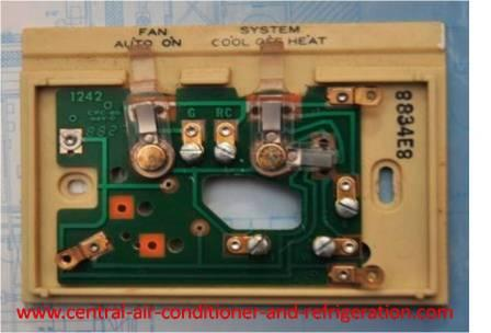 rheem air conditioner thermostat wiring diagram the wiring payne air conditioner wiring diagram image about