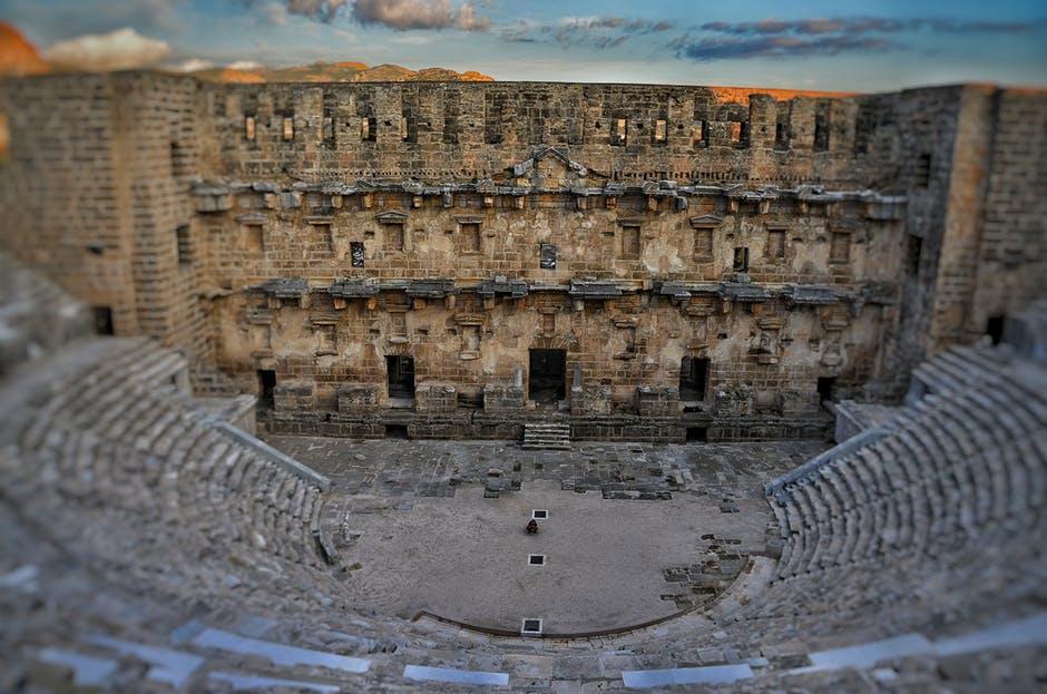 ancient burglar security roman puzzle ruins