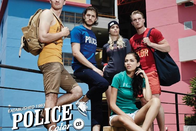Police-แบรนด์เสื้อผ้าแฟชั่น
