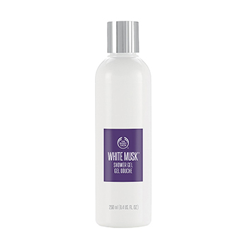 THE BODY SHOP โลชั่นบำรุงผิว White Musk® Smooth Satin Body Lotion 250 ml.