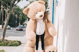 ตุ๊กตาตัวใหญ่ ตุ๊กตาหมีตัวใหญ่