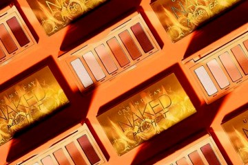 Urban Decay Naked Petite Heat 2018