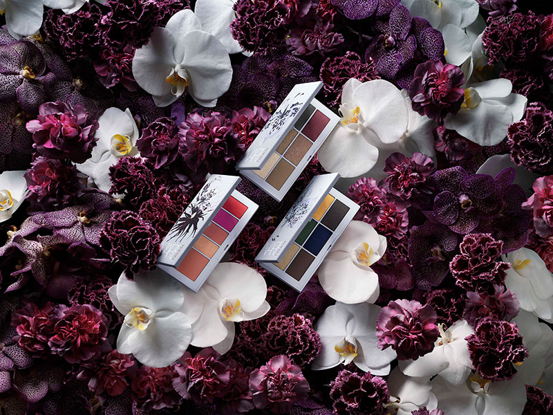 Erdem for NARS Strange Flowers Collection พาเลตต์นาร์ส