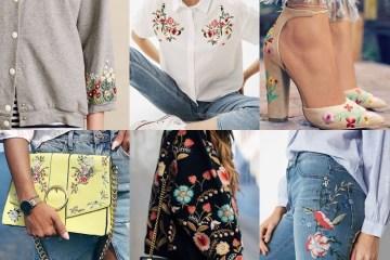 เสื้อผ้าลายปัก Embroidery Fashion