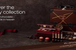 shu uemura x Le Maison du Chocolat