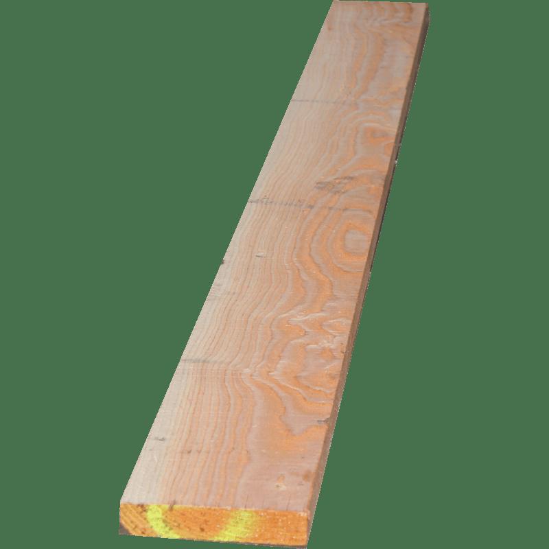lot de 67m de planches 27x150mm en 4m douglas brut naturel c18
