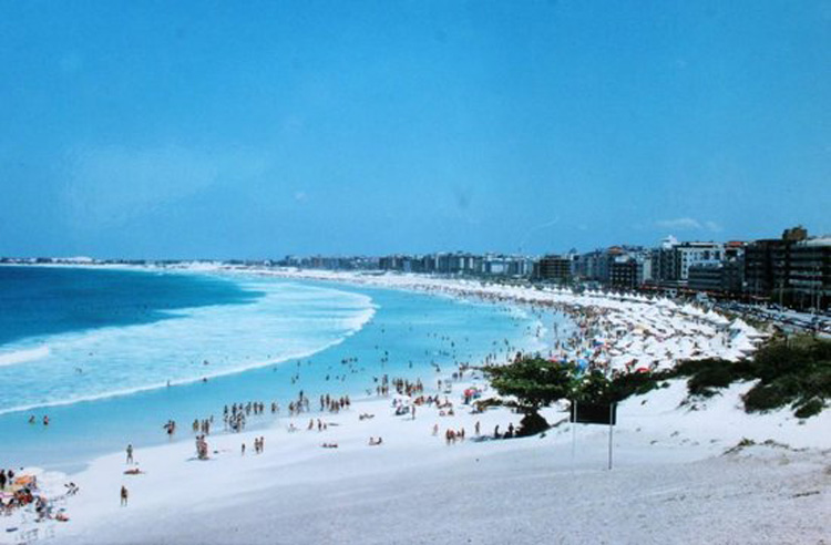 Playa São Bento