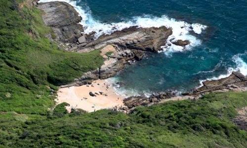 Búzios - Playa Nudista Olho de Boi