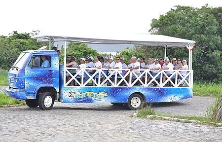 Buzios excursión paseo en trolley