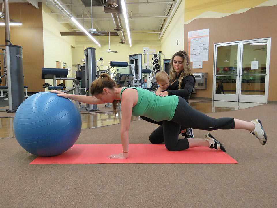 Prenatal Exercise With Equilibrium Fitness For Women