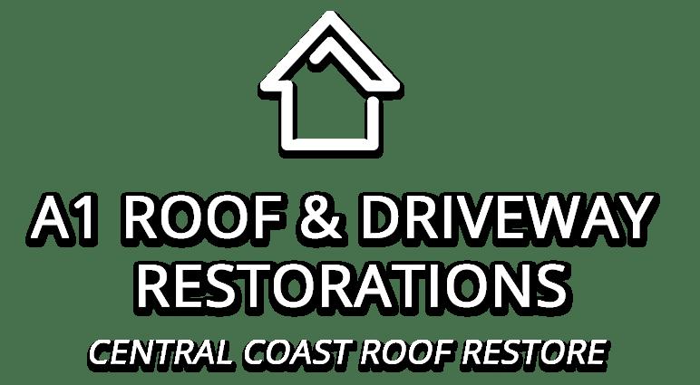 A1 ROOF & DRIVEWAYS RESTORATION logo