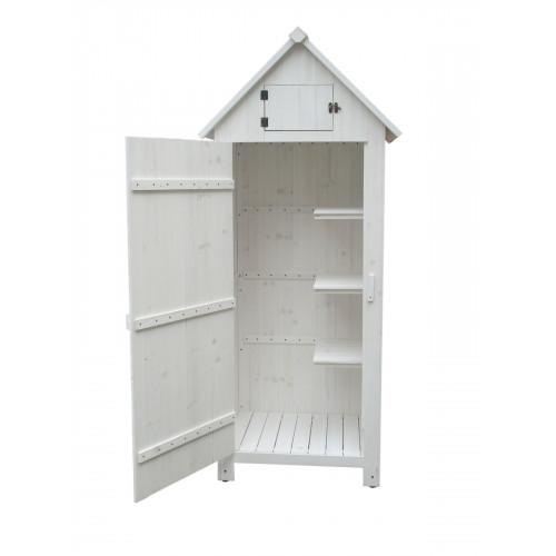 habrita armoire cabine de rangement pour jardin